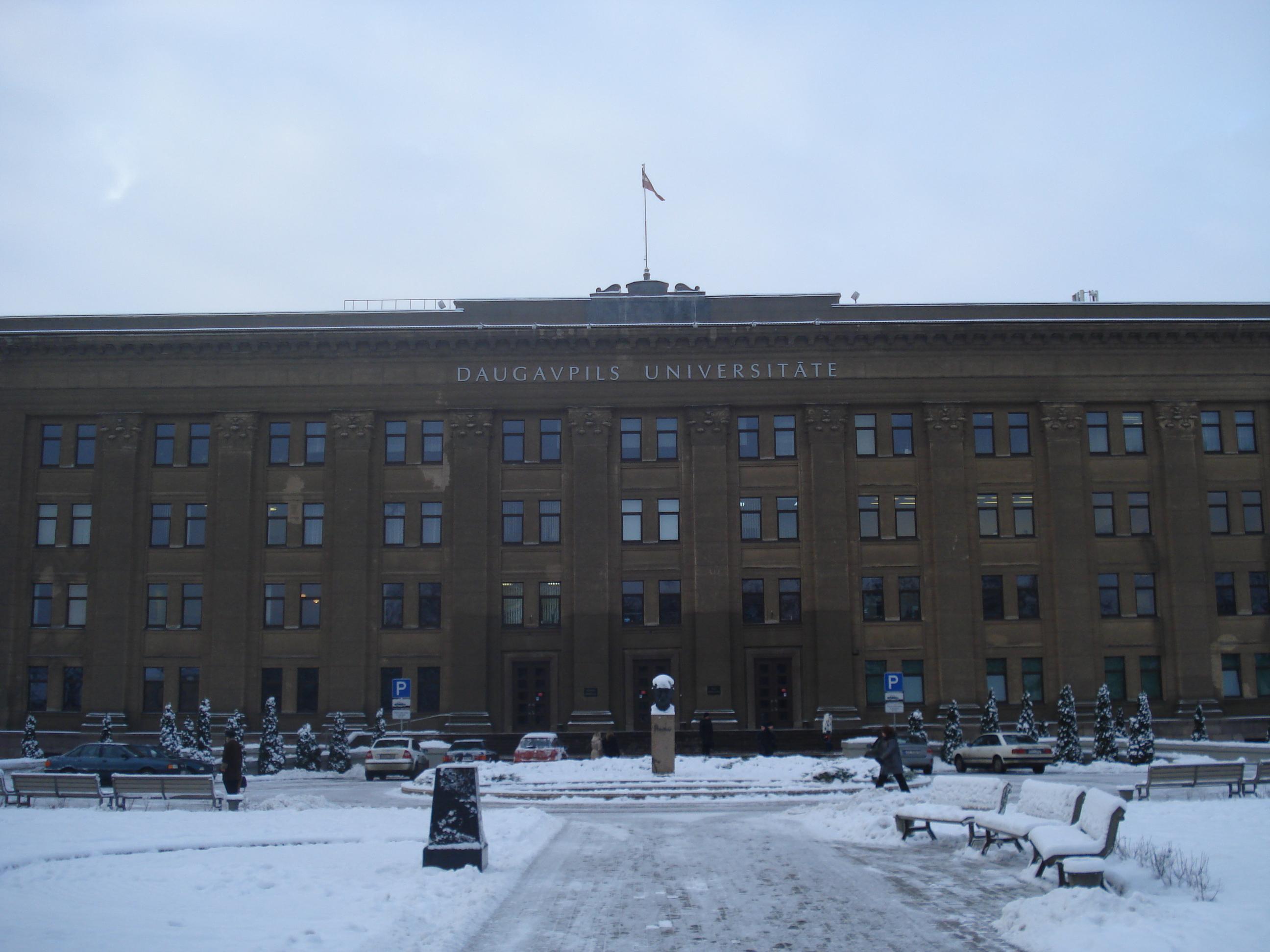 Daugavpils university original