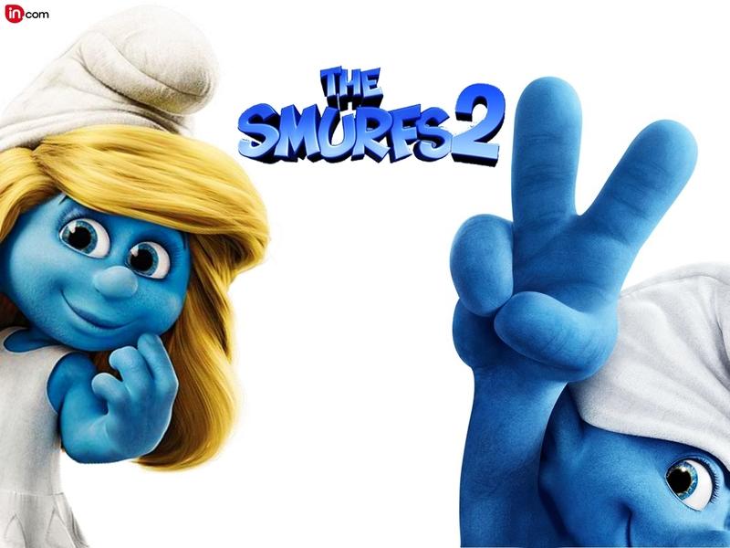 The smurfs 2 original