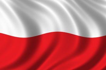 66460370 polska flaga original