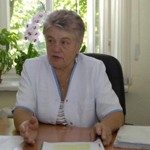Жаркова Людмила