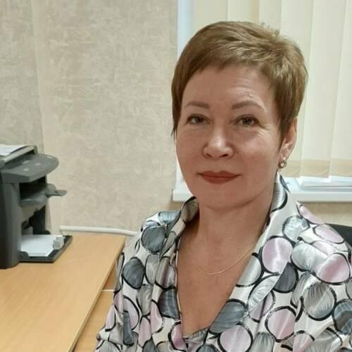 Липовская Галина